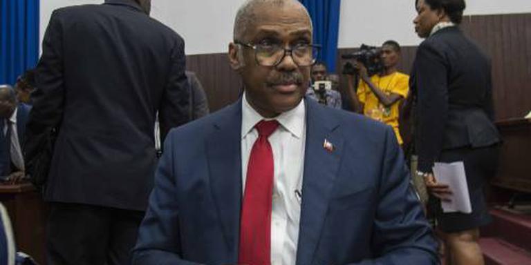 Premier Haïti stapt op na rellen