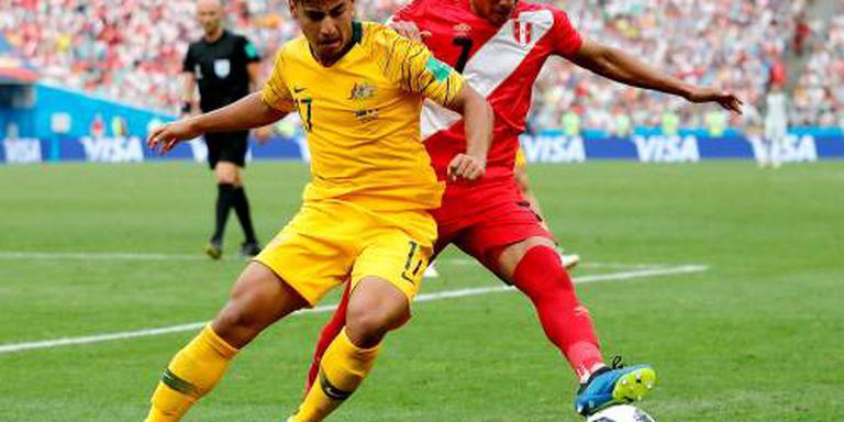 Manchester City haalt jonge Australiër