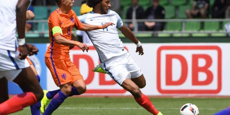 Frankrijk stuurt Oranje onder 19 naar huis