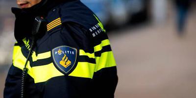 Weer drugsafval gedumpt op openbare weg