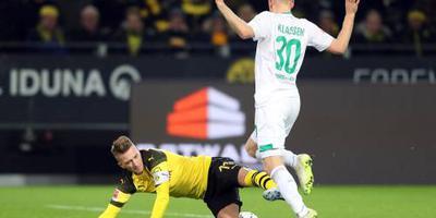 Klaassen al weer terug bij Werder Bremen