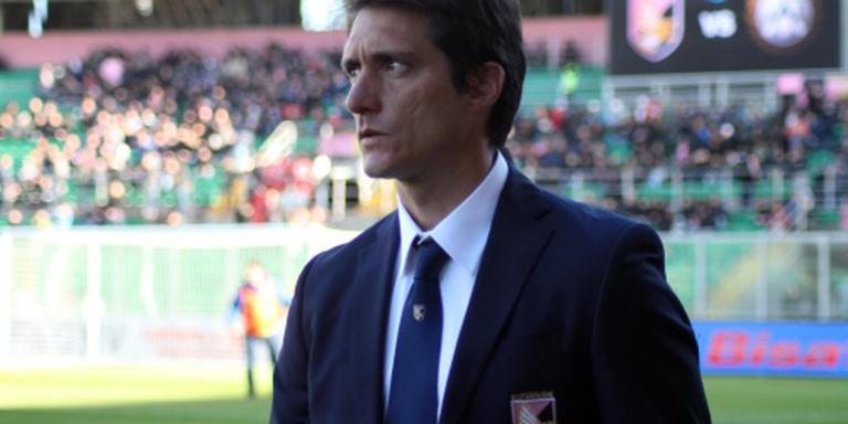 Bosi nieuwe trainer Palermo