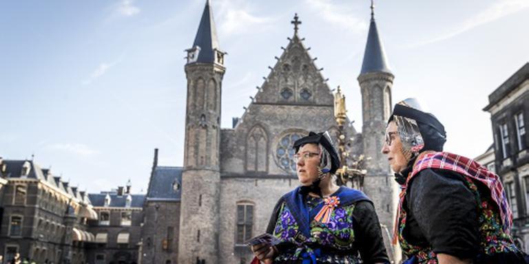 Den Haag stroomt vol voor koninklijke stoet