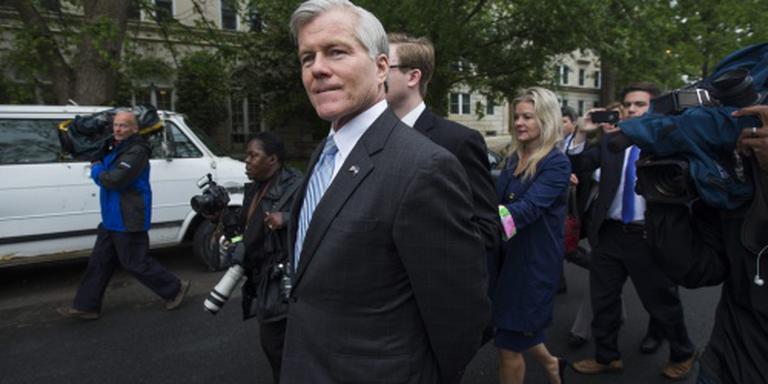 Strafzaak tegen McDonnell geseponeerd