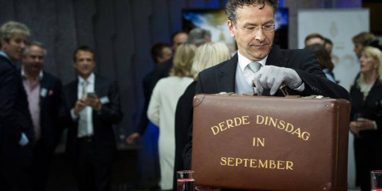 Prinsjesdag: laatste begroting Rutte II
