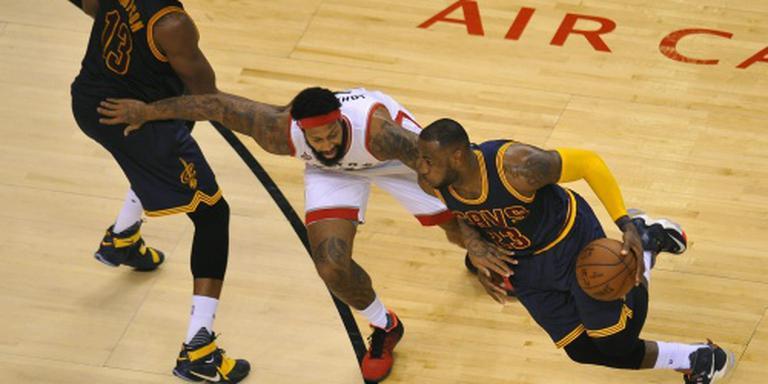 Cavaliers eerste finalist NBA