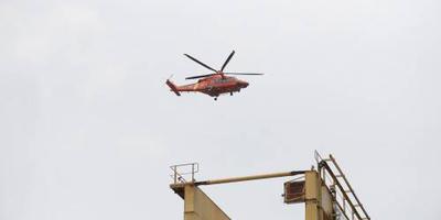 Vier doden bij helikoptercrash Portugal (2)
