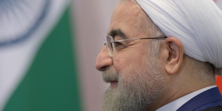 Rouhani: gouden pagina Iraanse geschiedenis
