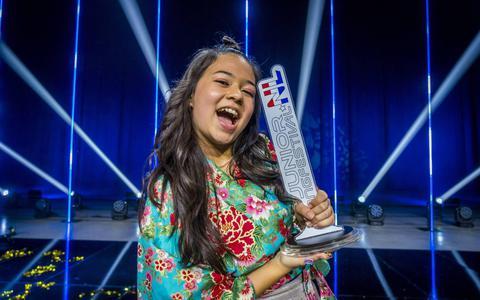 14-jarige Ayana voor Nederland op Junior Eurovisie Songfestival