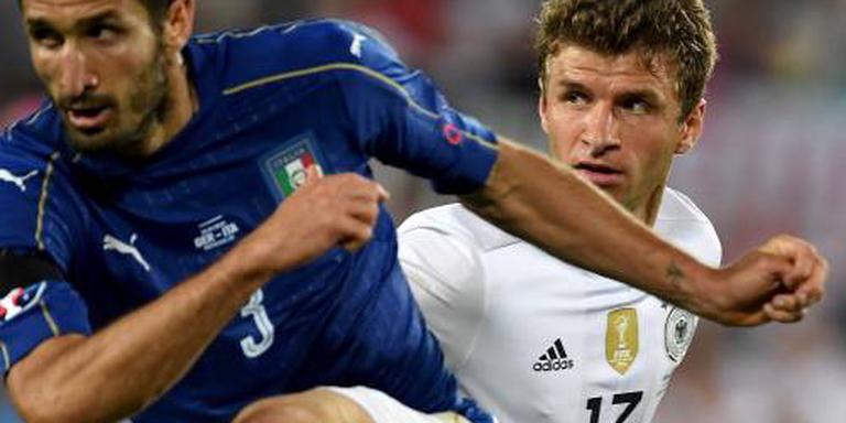 Juventus zonder Chiellini en Mandzukic