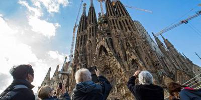 Sagrada Familia krijgt bouwvergunning