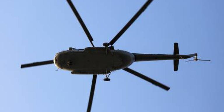 Negen doden door helikoptercrash Japan
