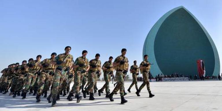 'Aantal troepen in Irak zal gelijk blijven'