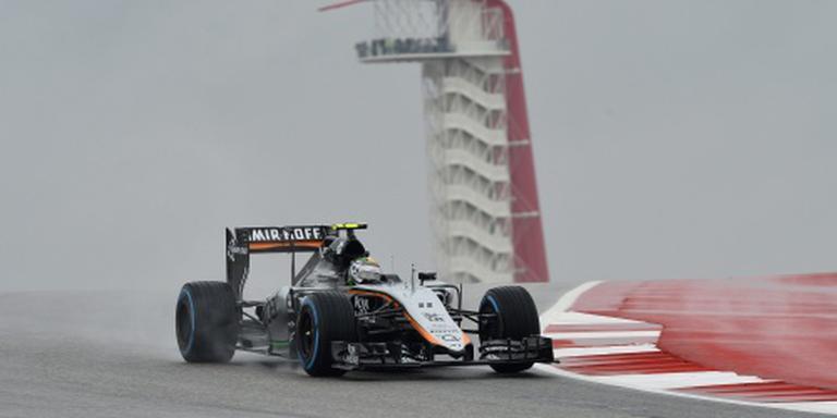 F1-race in Austin gaat definitief door