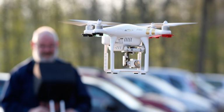 Overtreding drones mogelijk hoger bestraft