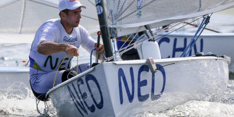 Postma nadert podium in Rio