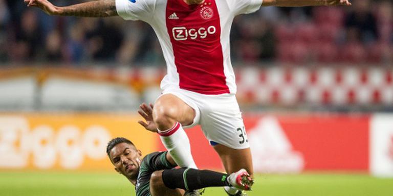 Ajax met Dijks tegen De Graafschap