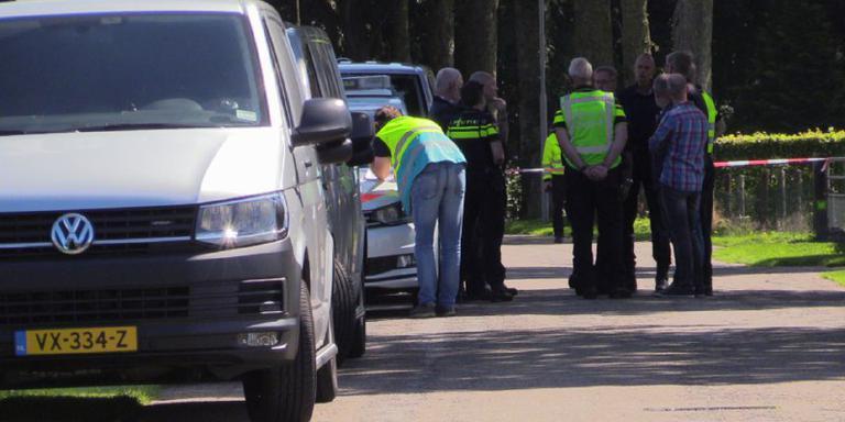 Dode man gevonden in Slagharen omgekomen door ongeval.
