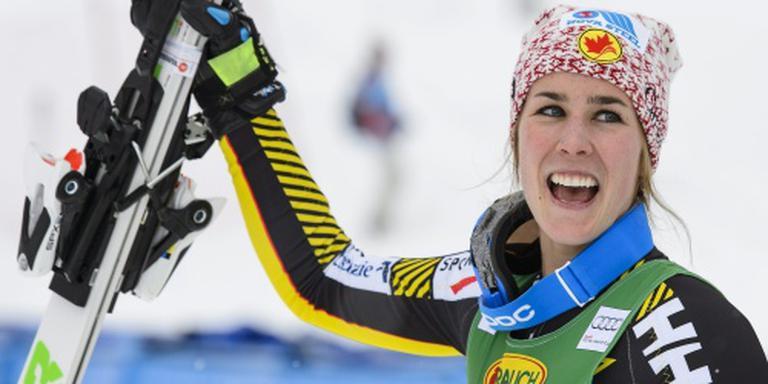 Wereldbekerzege skiester Gagnon
