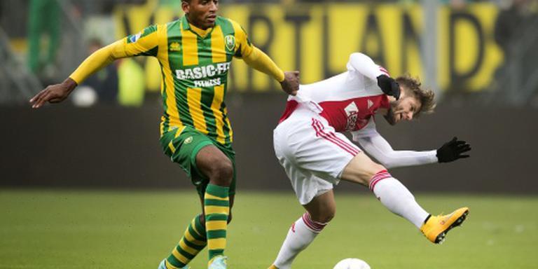 Duel met PSV levert ADO twee schorsingen op