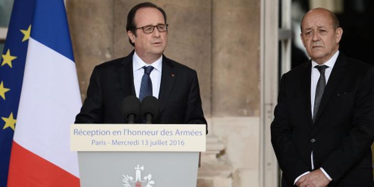 Frankrijk heft per 26 juli noodtoestand op