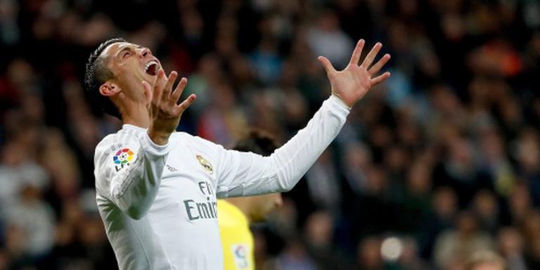 Real Madrid neemt Ronaldo mee naar Manchester