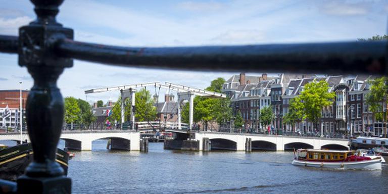 Amsterdam blijft populairste stad om te wonen