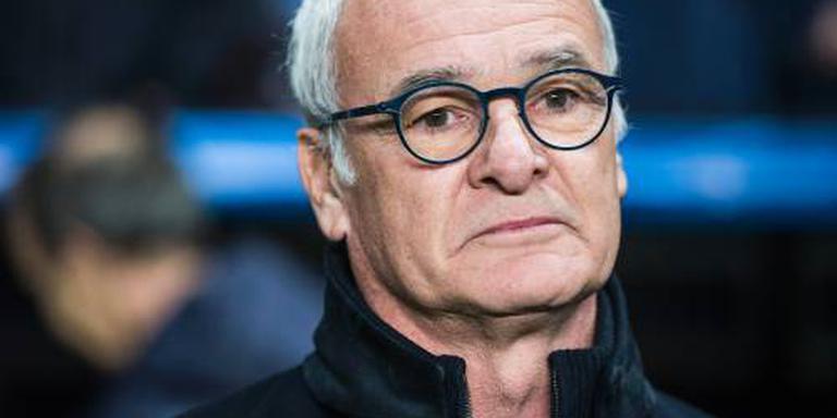 Ranieri hoopt dat Vardy over dode punt is