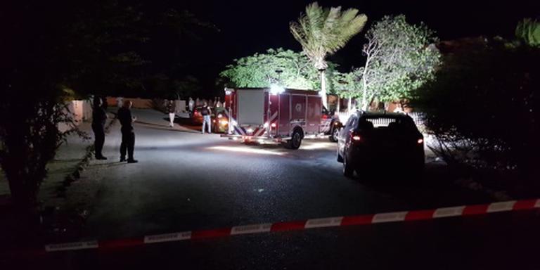 Rechercheteam naar Bonaire voor moord agent
