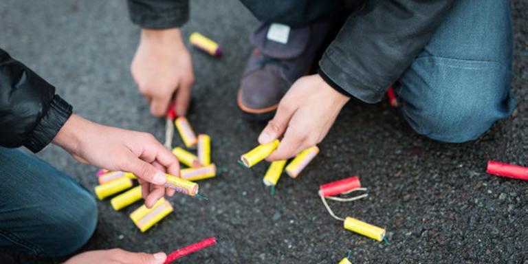 Al ruim 10.000 klachten over vuurwerkoverlast