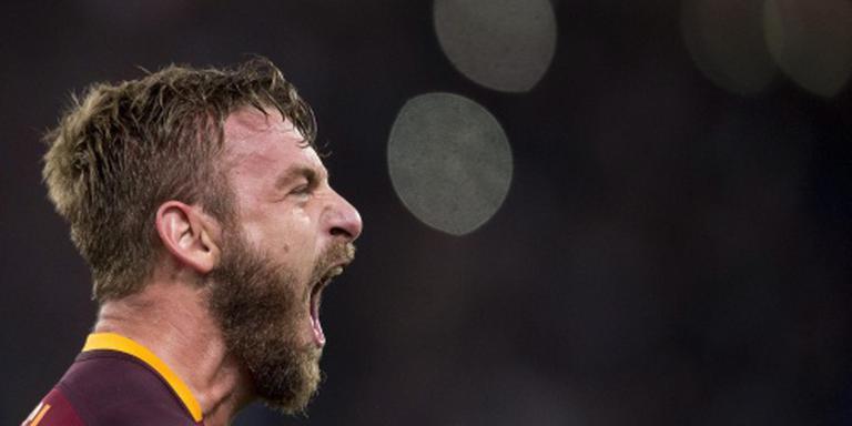 AS Roma maand zonder De Rossi