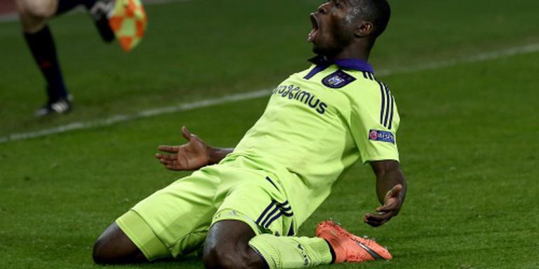 Acheampong redt Anderlecht