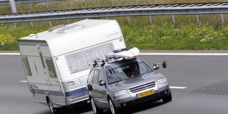 anwb caravan reizen