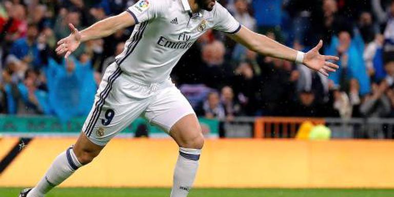 Real Madrid pakt koppositie
