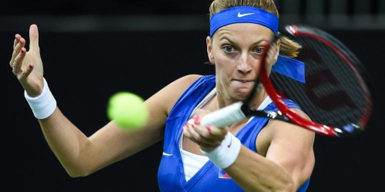 Kvitova en Radwanska zeggen af in Sydney