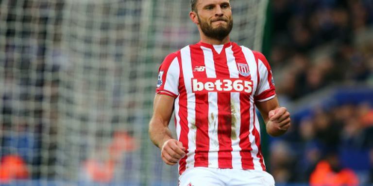 Pieters weer in genade aangenomen bij Stoke