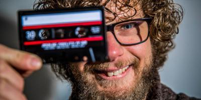 Thomas Baur, directeur van De Bandjesfabriek. Foto: Rob Voss