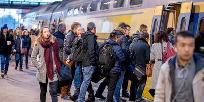 De nieuwe dienstregeling van de NS heeft grote voordelen voor reizigers uit de regio Amersfoort. Foto: ANP/Jerry Lampen