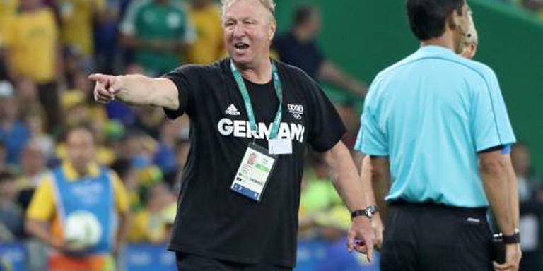 Duitse bond grijpt in bij voetbalsters