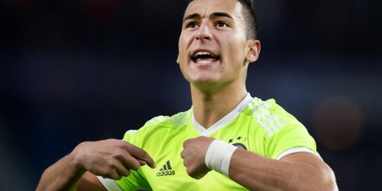 El Ghazi twijfelgeval bij Ajax