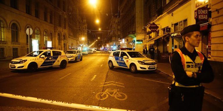 Bomaanslag Boedapest gericht op politie