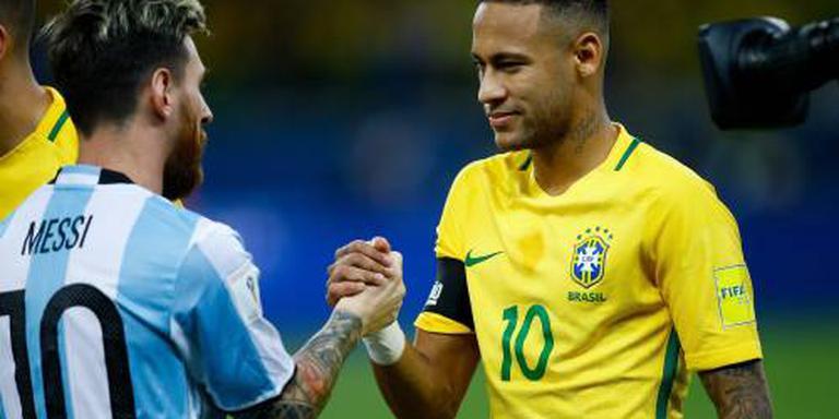 Messi en Neymar maken kans op de Puskás Award