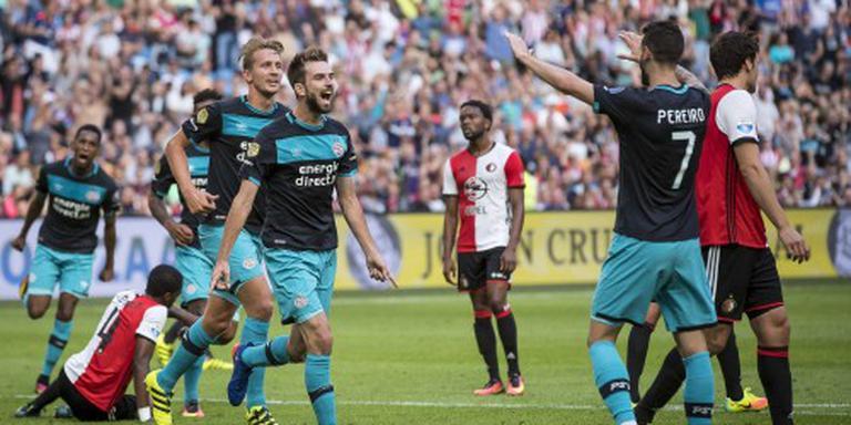 PSV heeft eerste prijs binnen