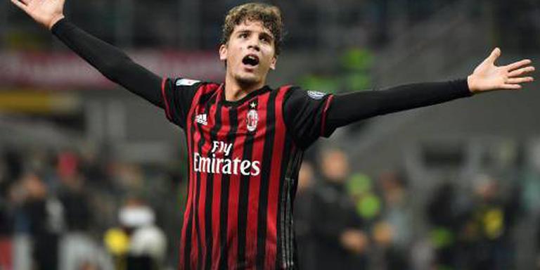 AC Milan deelt tik uit aan Juventus