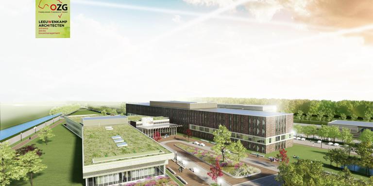 OZG bevestigt: nieuw ziekenhuis gaat door