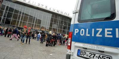 Politie beëindigt gijzeling in station Keulen