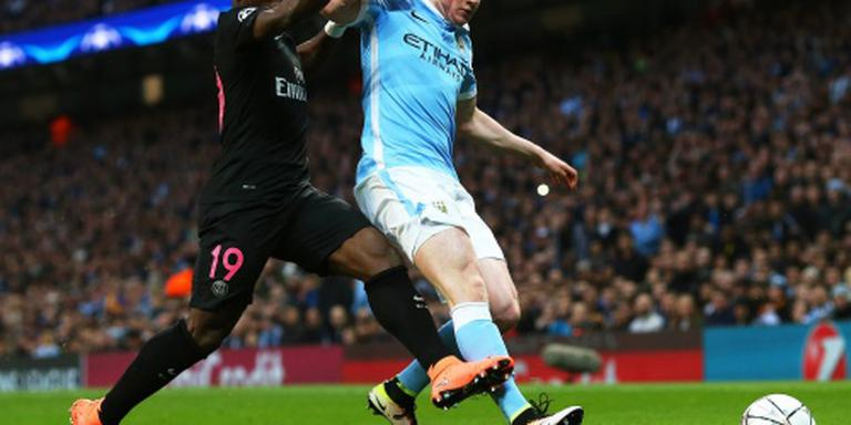 Manchester City schakelt Paris SG uit