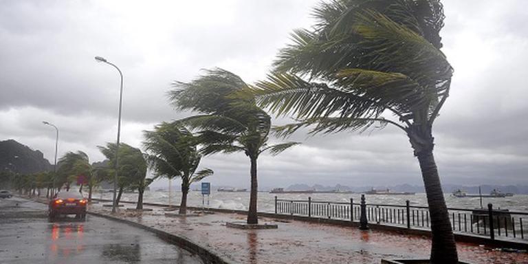 Doden door tyfoon Nida in Vietnam