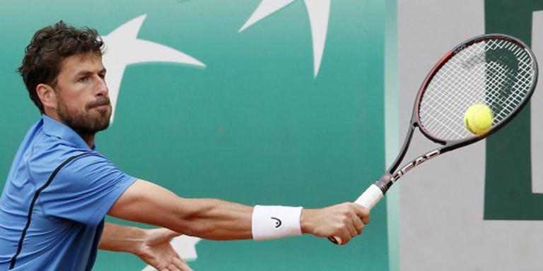 Haase en Sock maandag verder op Roland Garros