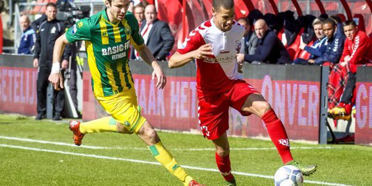 FC Utrecht verspeelt voorsprong tegen ADO
